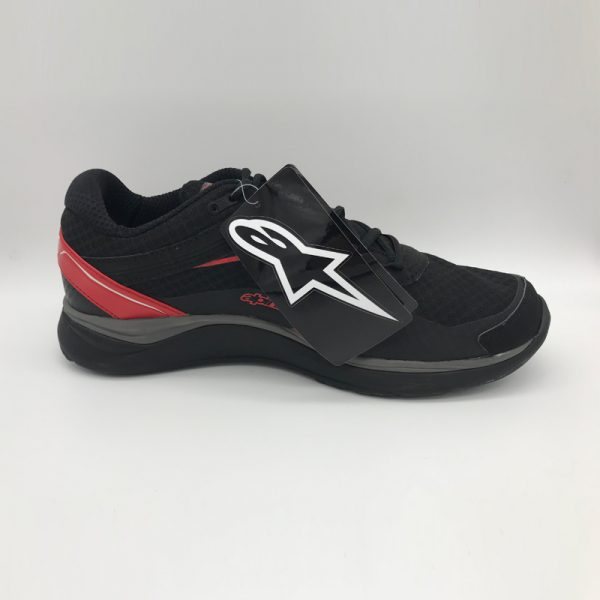 Alpinestar Alloy Shoes red 2
