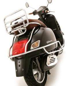 Vespa rear rack gts